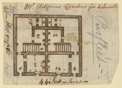 Architectural Drawing, Purfleet 48bb